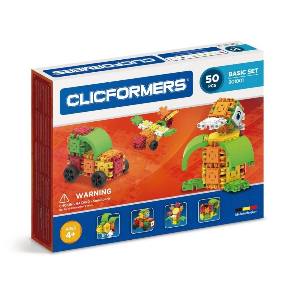 CLICFORMERS 801001 Basic Set 50