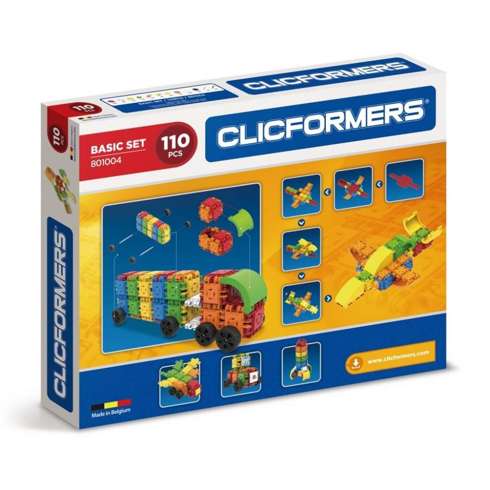 CLICFORMERS 801004 Basic Set 110