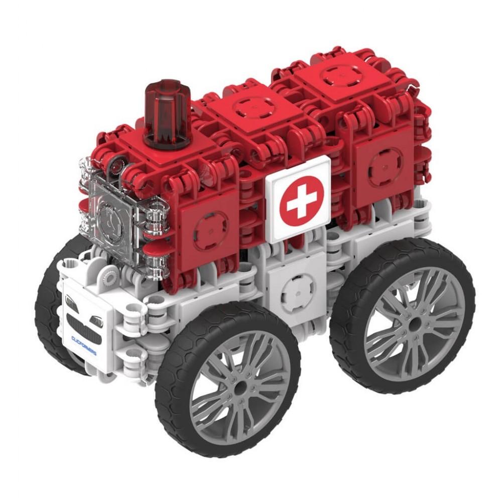 CLICFORMERS 802003 Rescue set 73