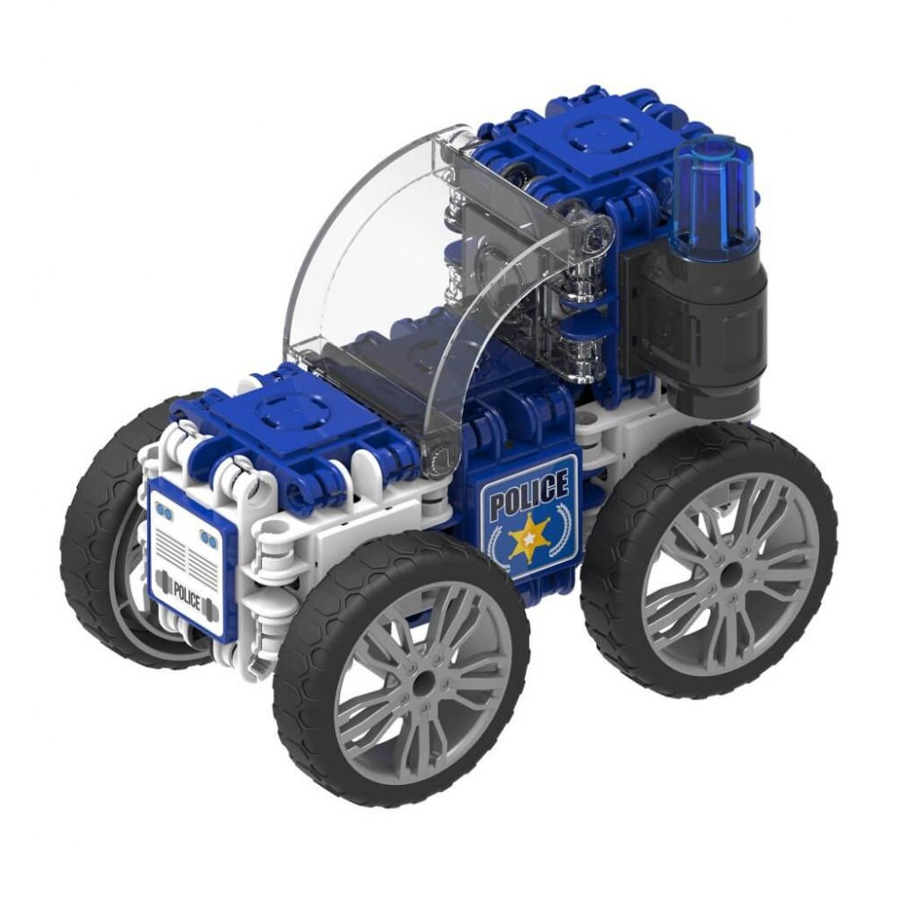 CLICFORMERS 802002 Police set 72