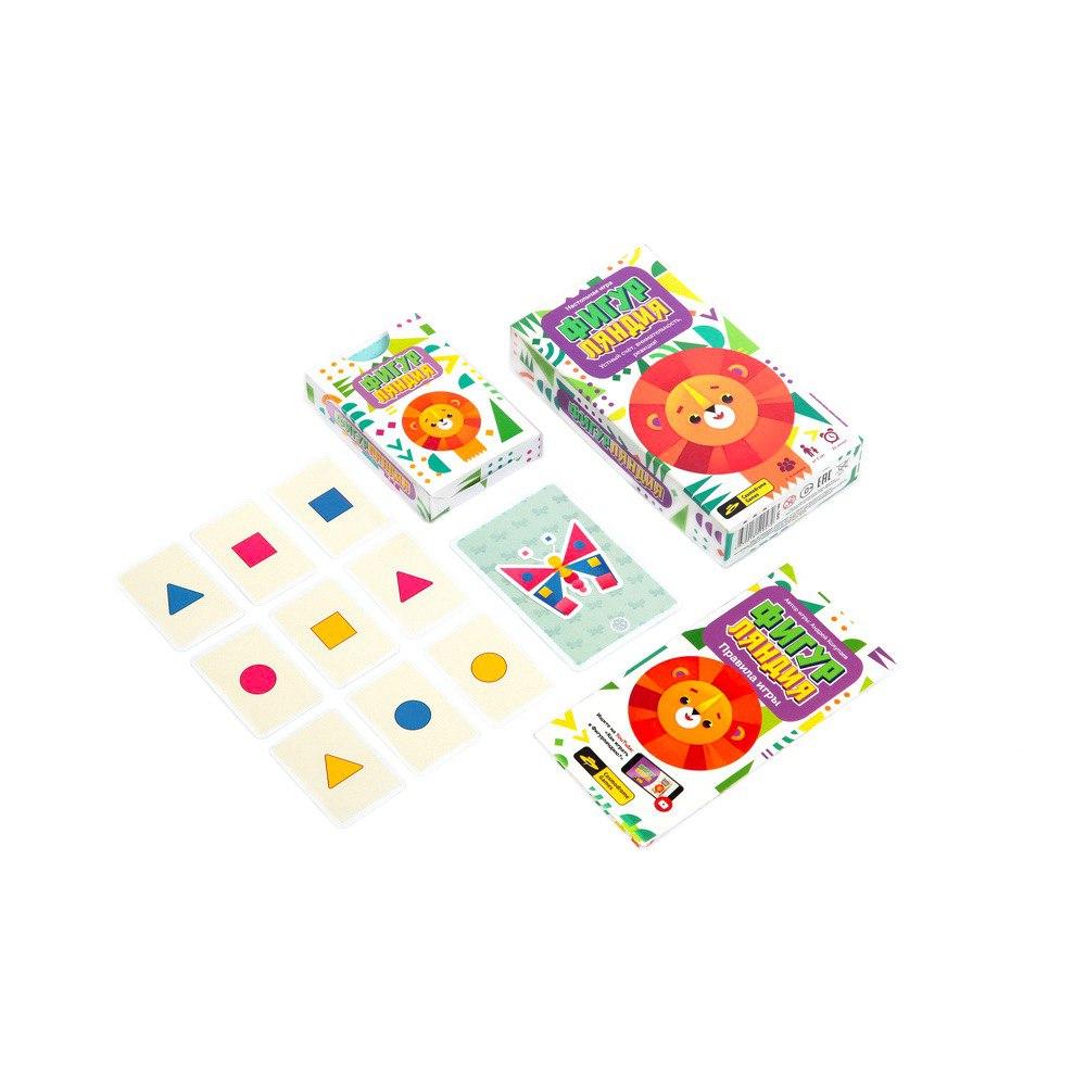 Настольная игра COSMODROME GAMES Фигурляндия 52026