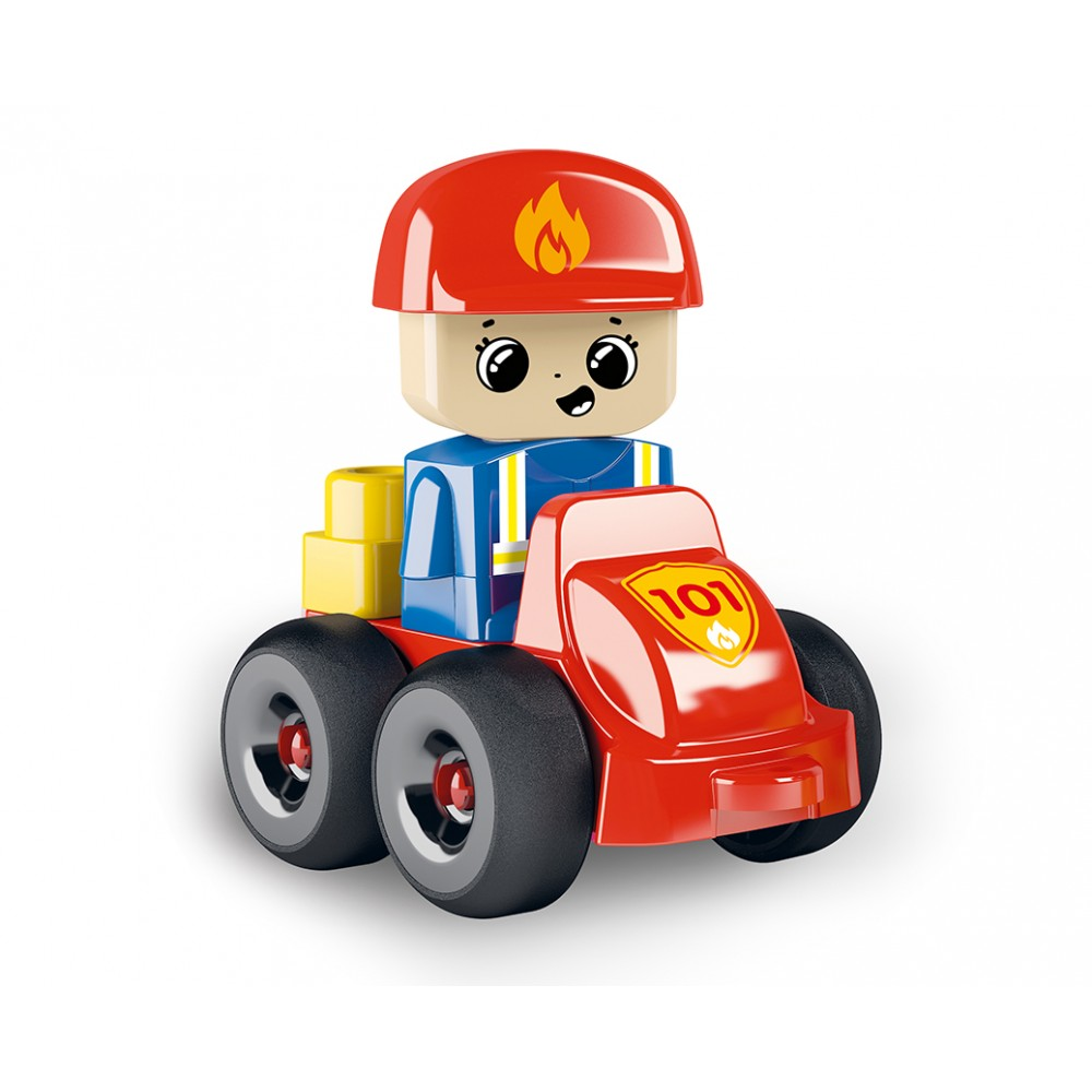 Constructor TENTH KINGDOM Fire Department