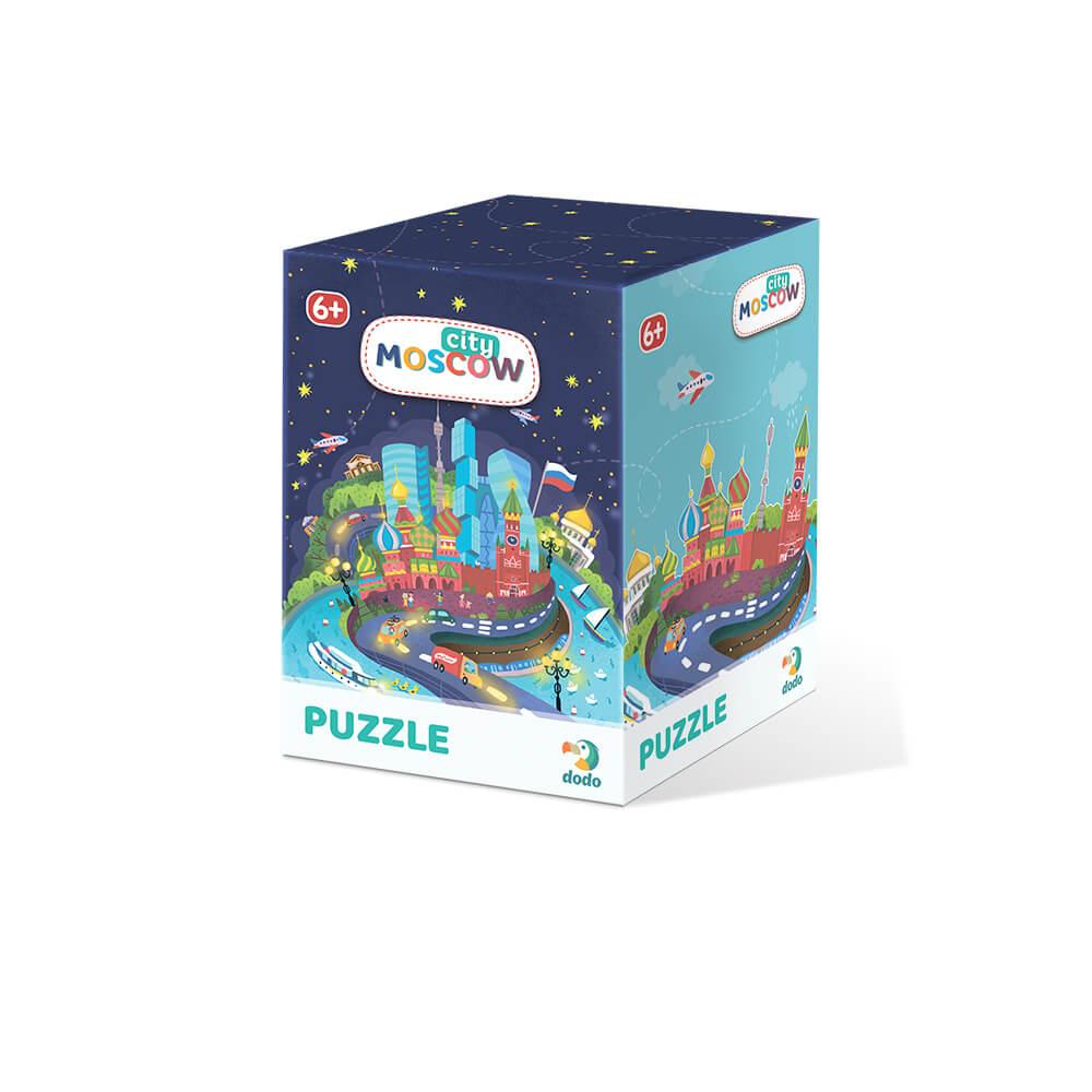 Puzzle DODO Moscow Art. 300172