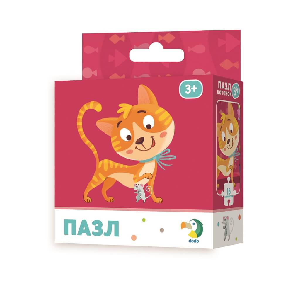 Puzzle Kitty Art. R300112