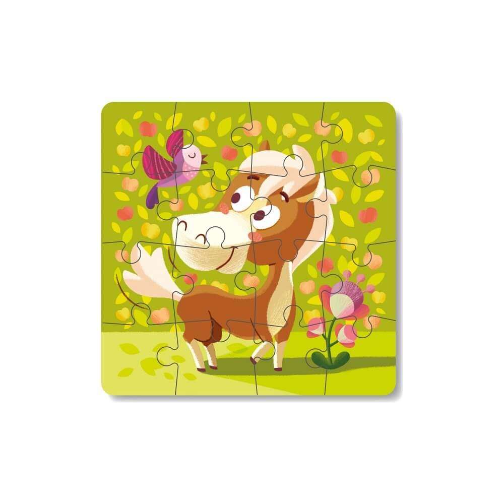 Puzzle Pony Art. R300114