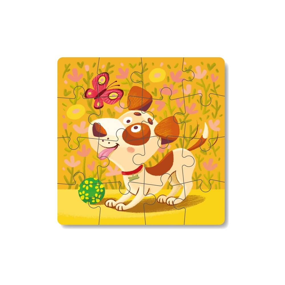 Puzzle Puppy Art. R300111