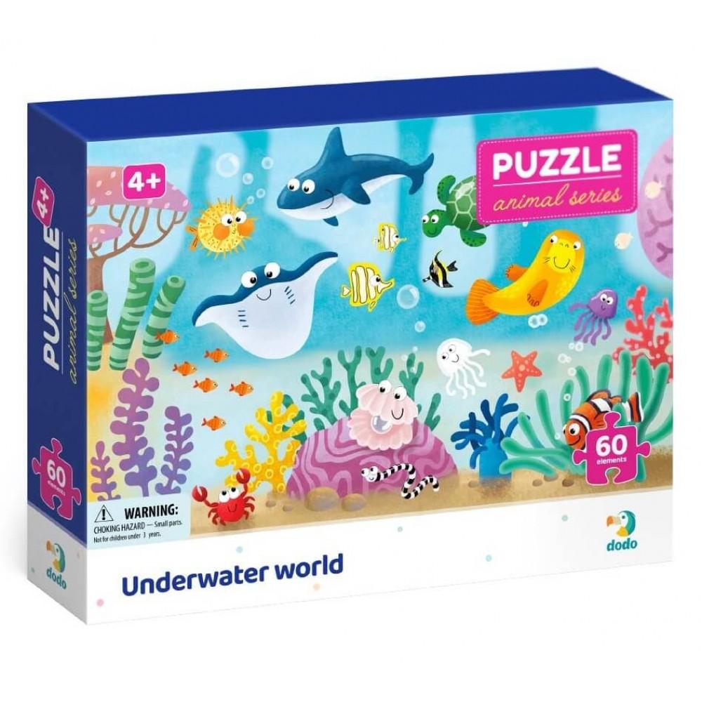 Пазл Подводный мир