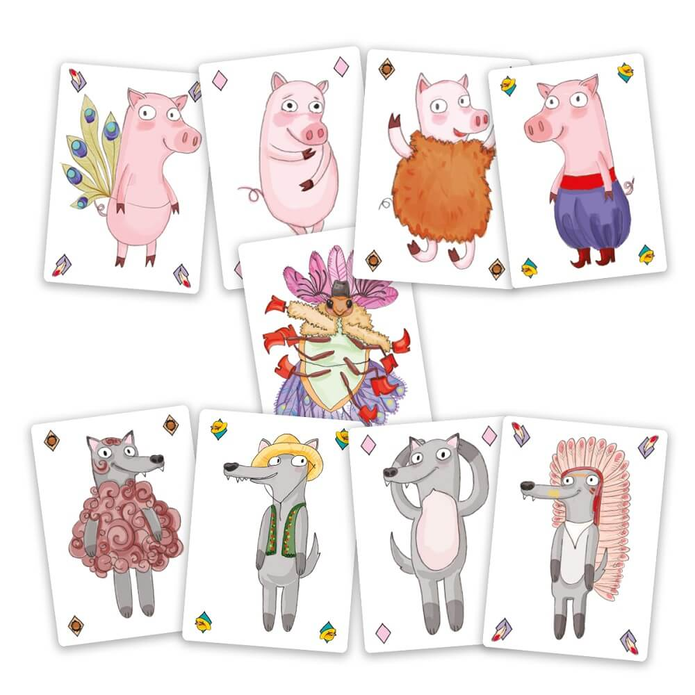 """Card game """"Chatterbox"""" Art. R300100"""