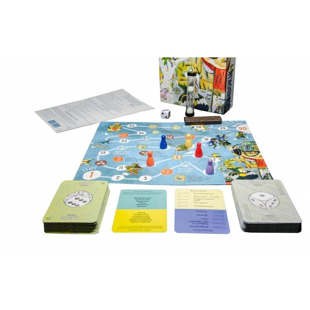 Board game EQUIVOKES 21210