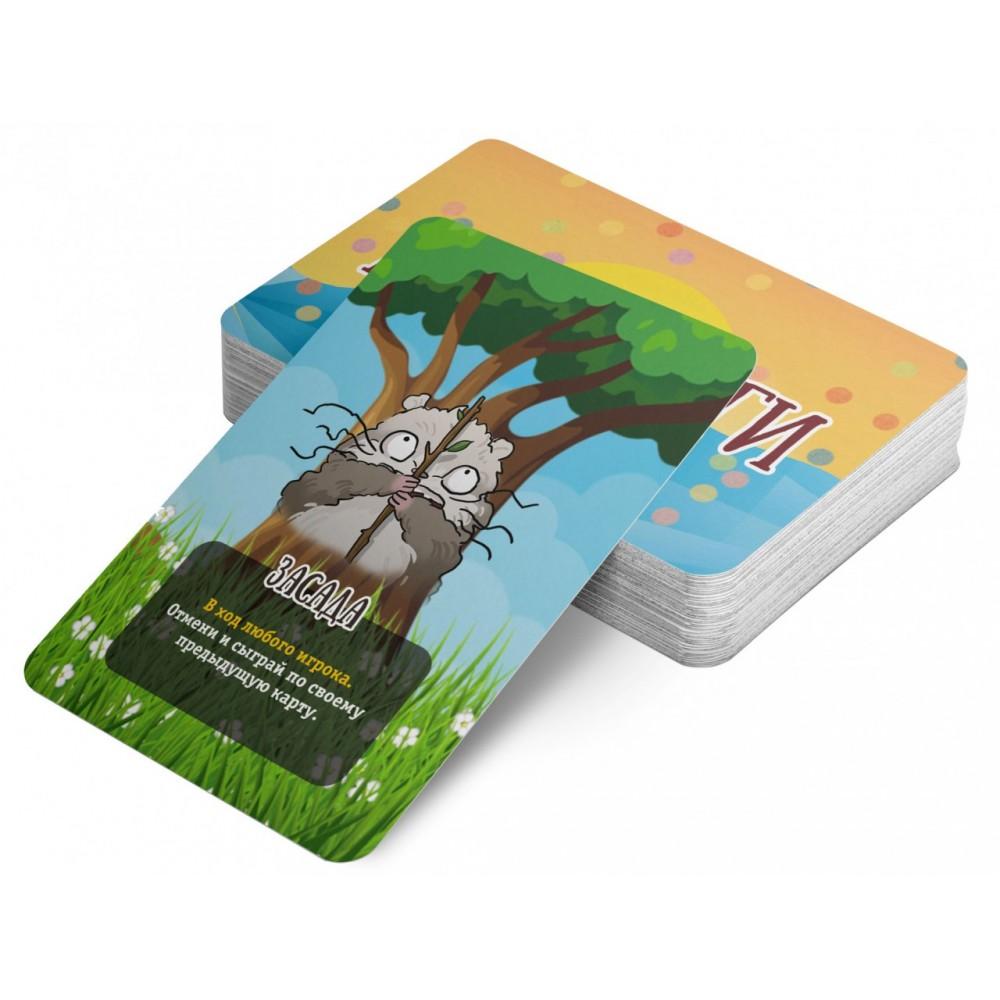 Настольная игра ЭКОНОМИКУС Лемминги (2-е изд.) Э011