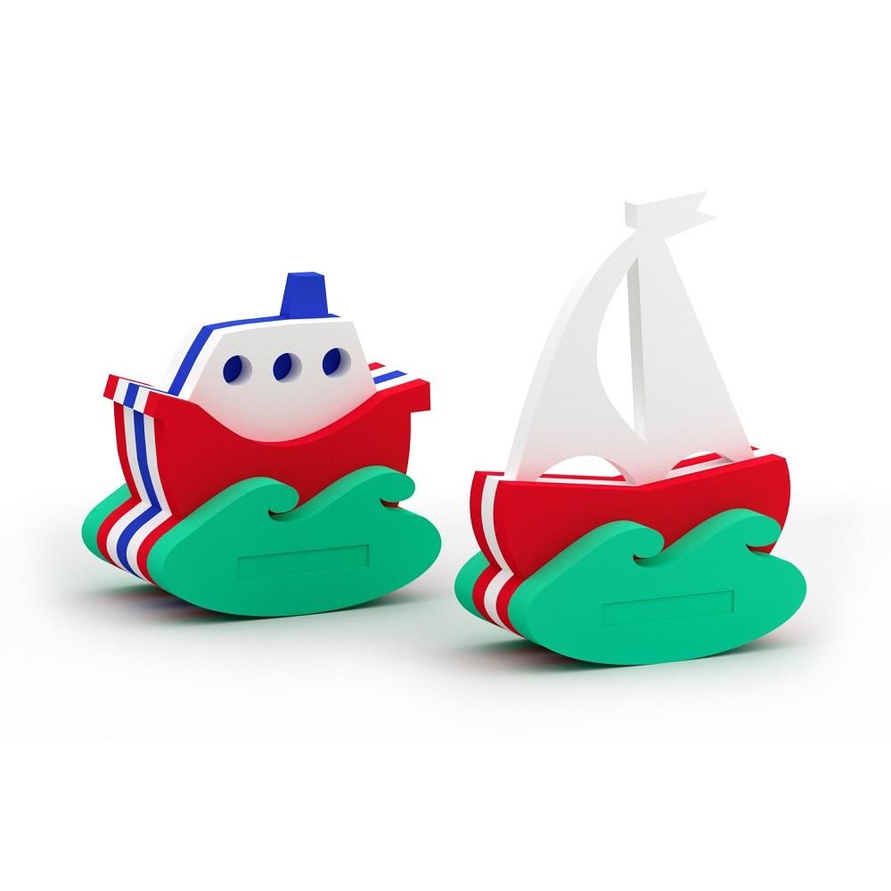 "Bathing toy ""Ship, Sailboat"" Art. 03-001"