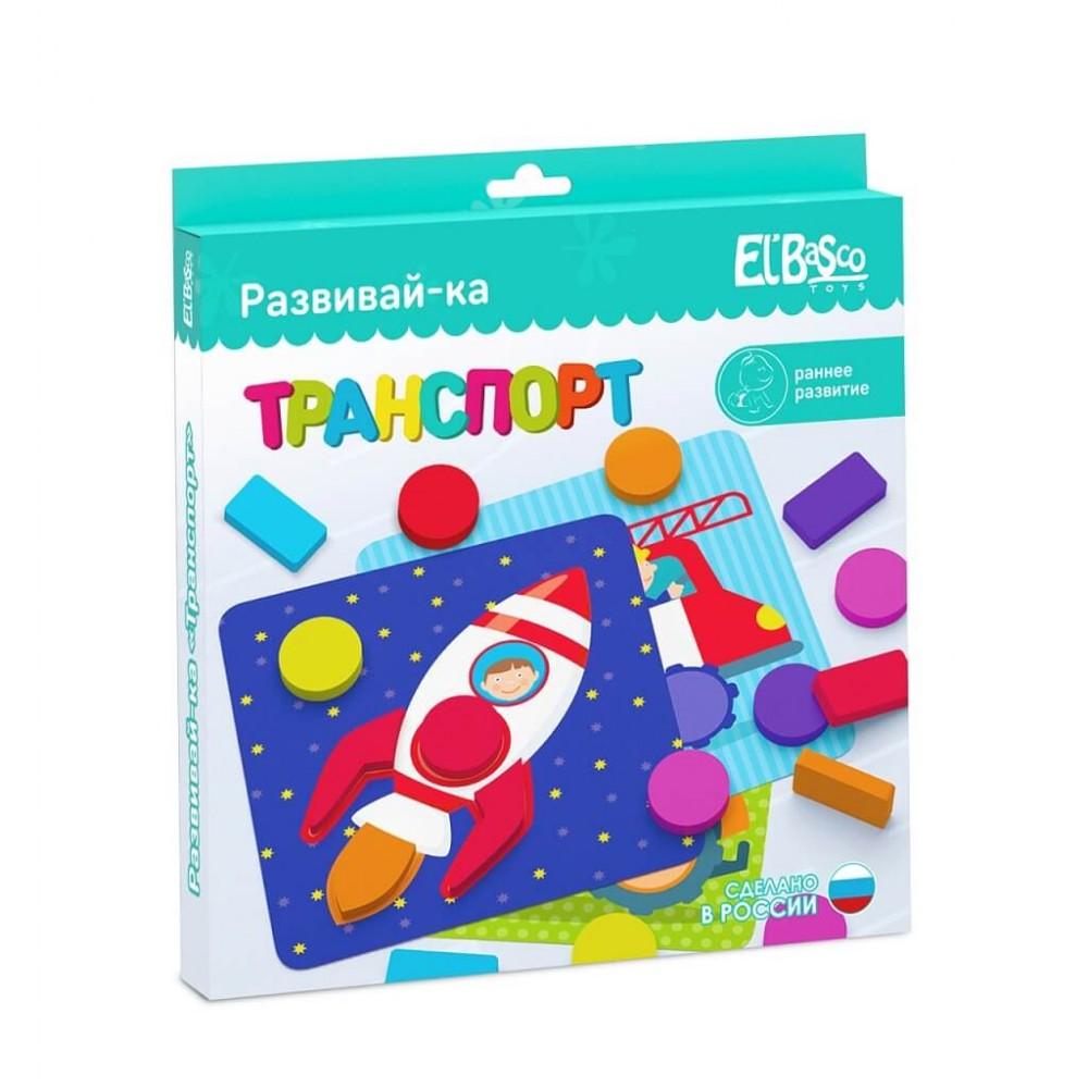 "Educational game ""Transport"" Art. 07-004"