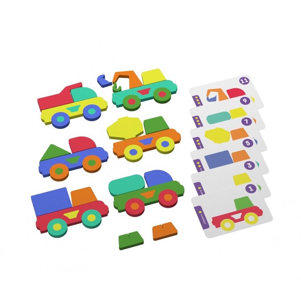 """Educational game Repeat """"Cars"""" Art. 07-002"""