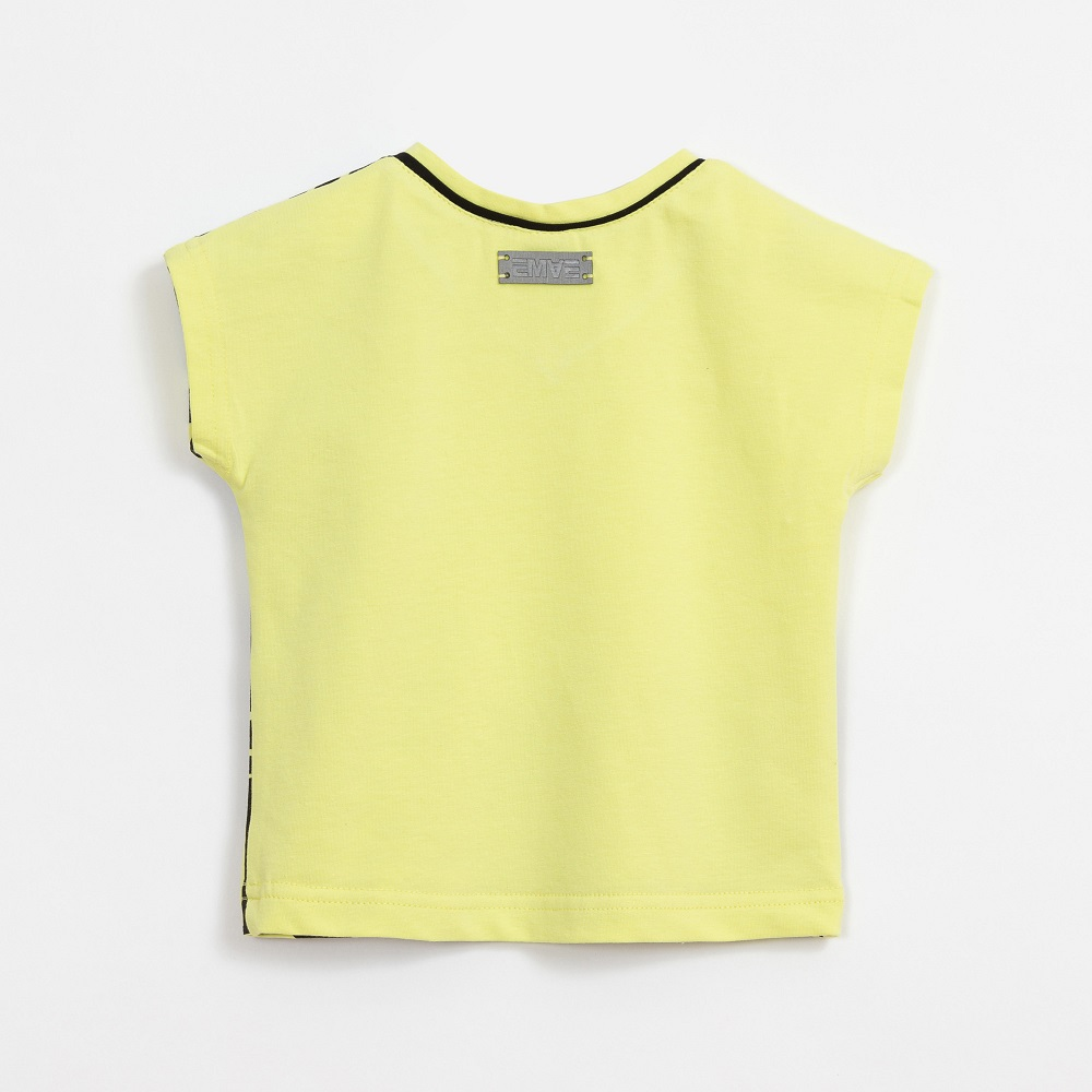 T-Shirt Hip-Hop 27-6126 lime
