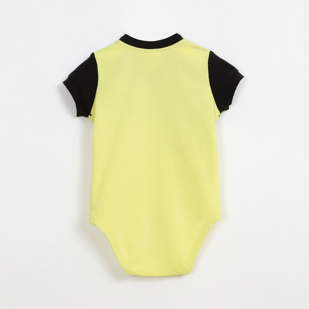 Bodysuits for boys 24-606 lime