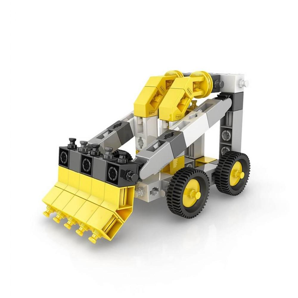 Конструктор ENGINO Спецтехника - 8 моделей