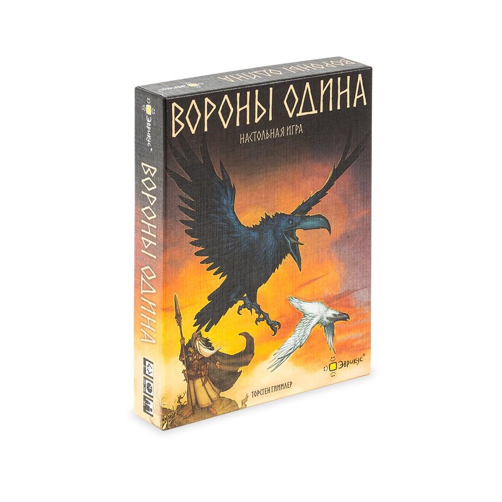 Настольная игра ЭВРИКУС Вороны Одина BG-17027