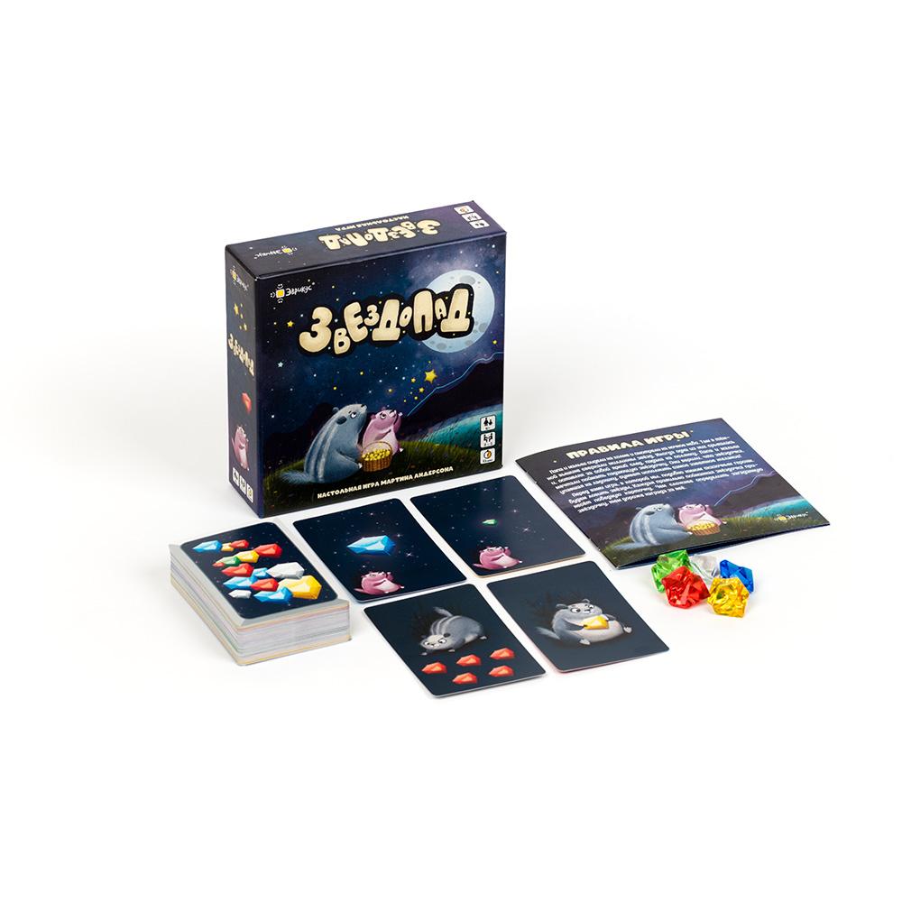 Настольная игра ЭВРИКУС Звездопад BG-17012