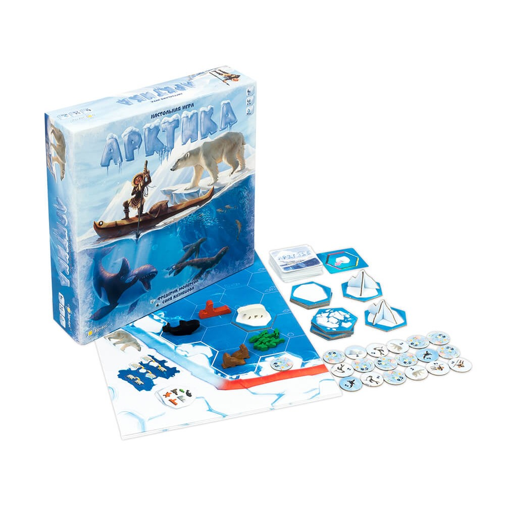 Board game EURICUS BG-17014