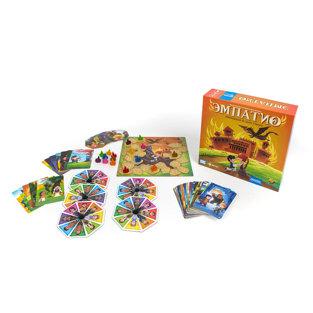 Board game EURICUS PG-17008