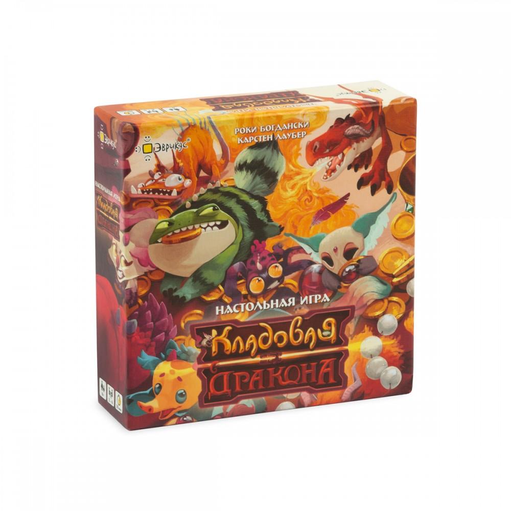Настольная игра ЭВРИКУС Кладовая дракона BG-11048