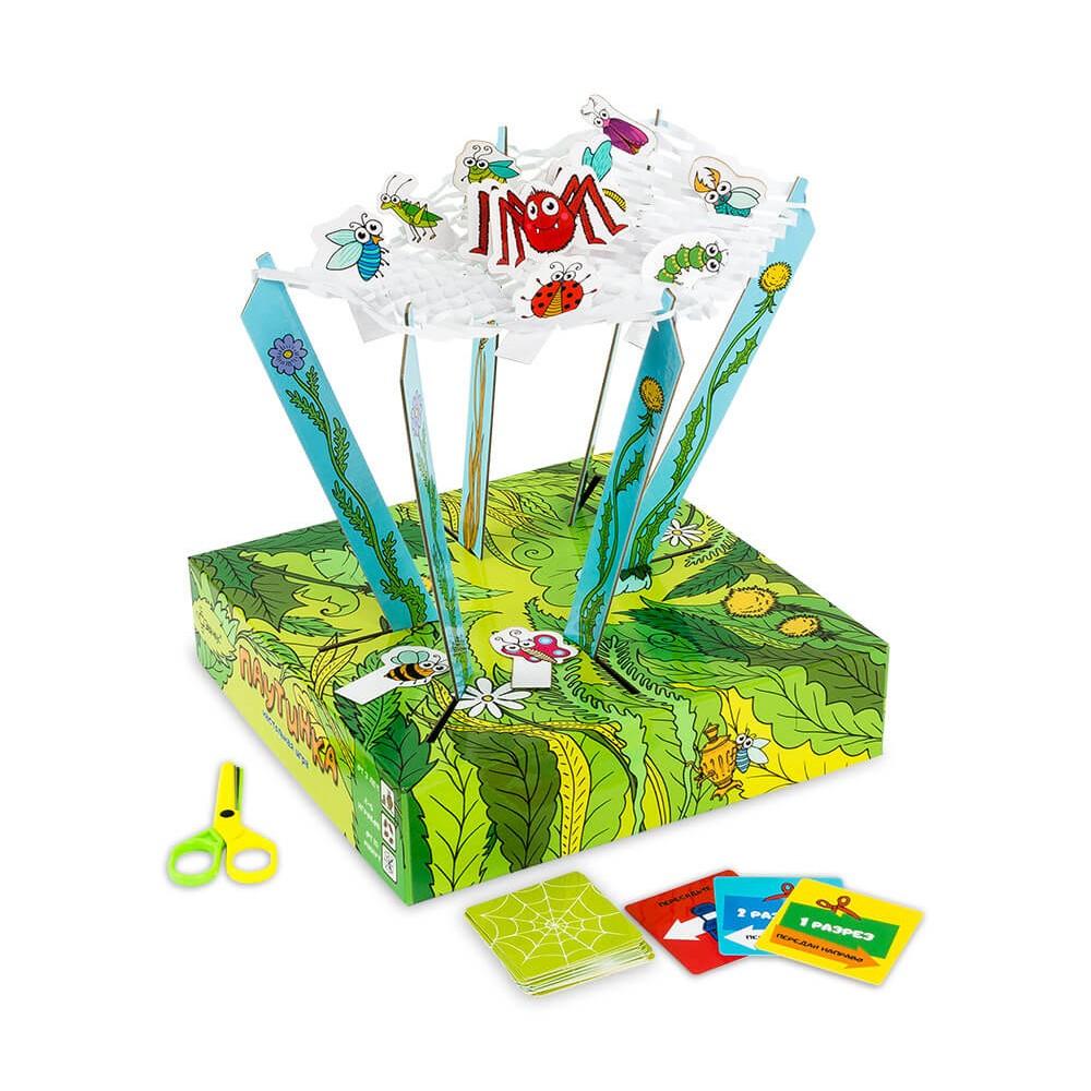 Board game EURICUS Spiderweb