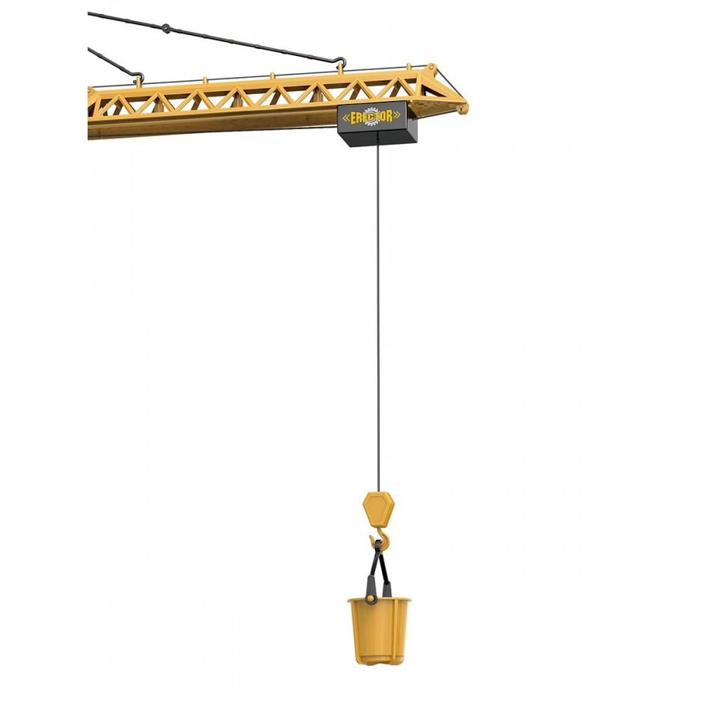 Игрушка Подъемный кран на д/у 132 см