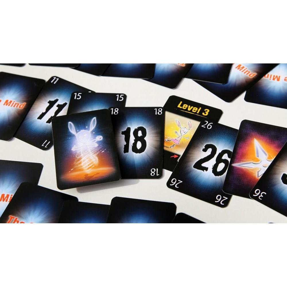 Настольная игра GAGA GAMES Разум (Mind) GG173
