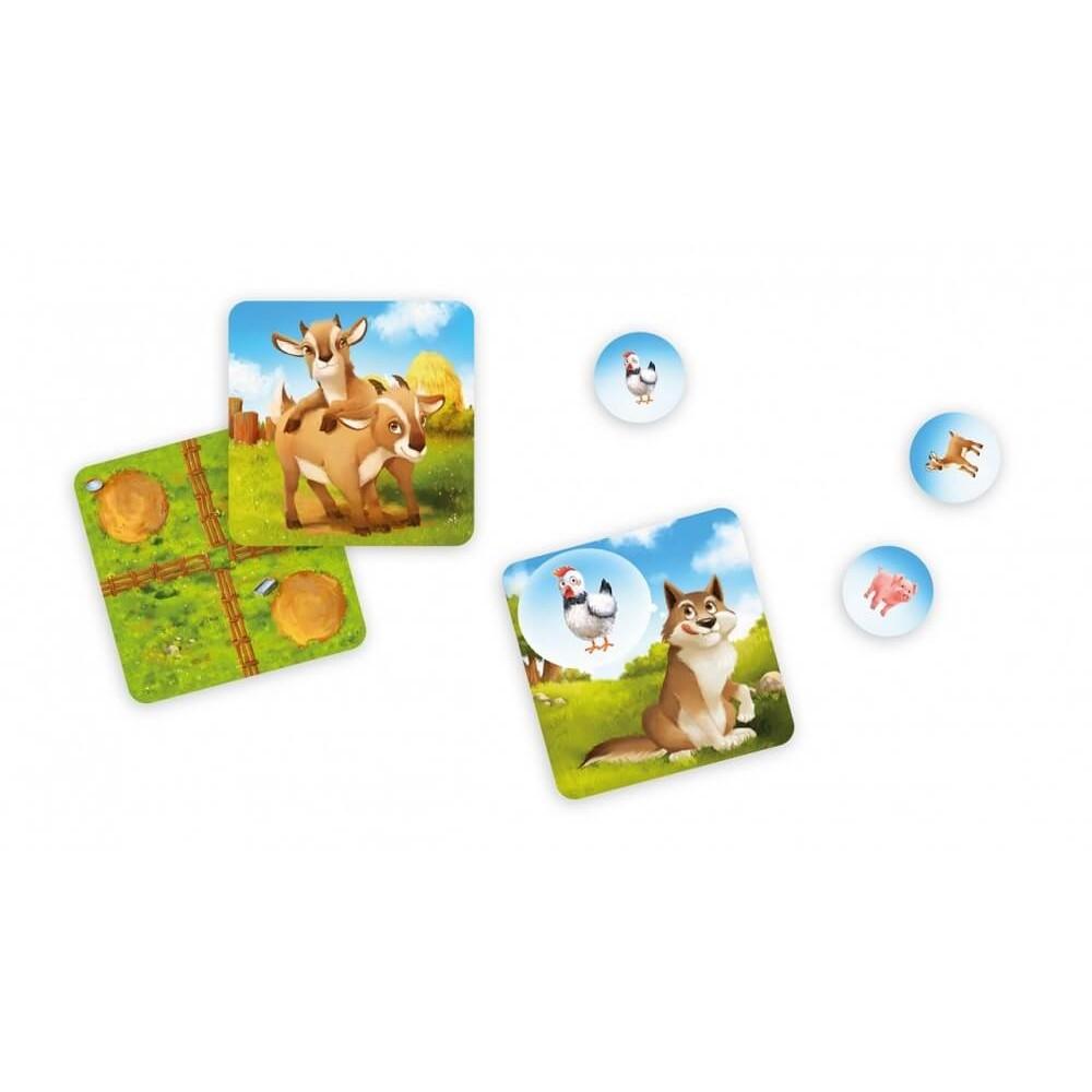 Board game GAGA GAMES Minifarm