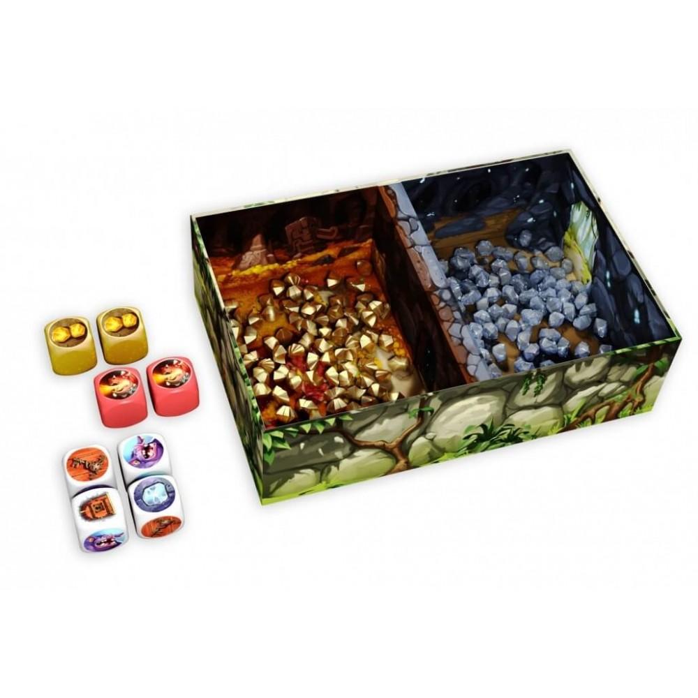 Board game GAGA GAMES Troll and Dragon
