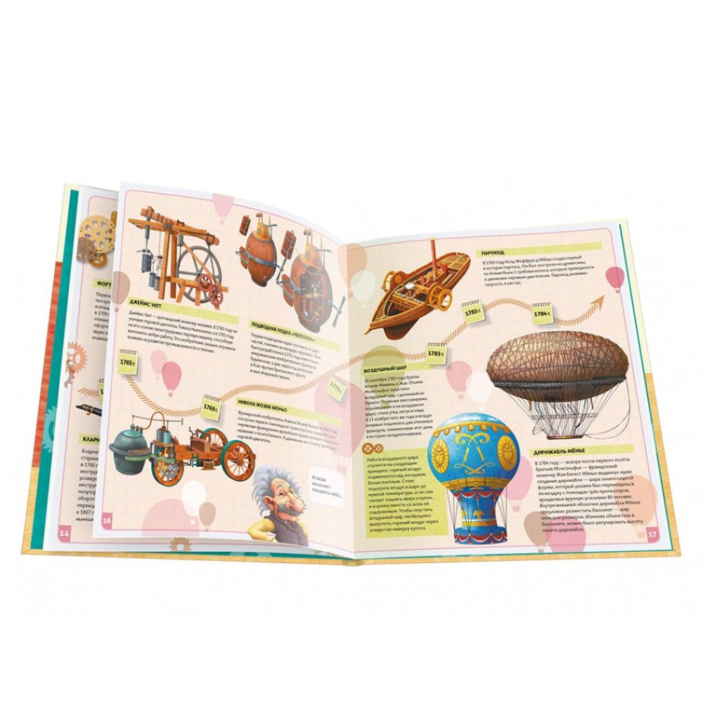 Книга ГЕОДОМ Изобретения 4328