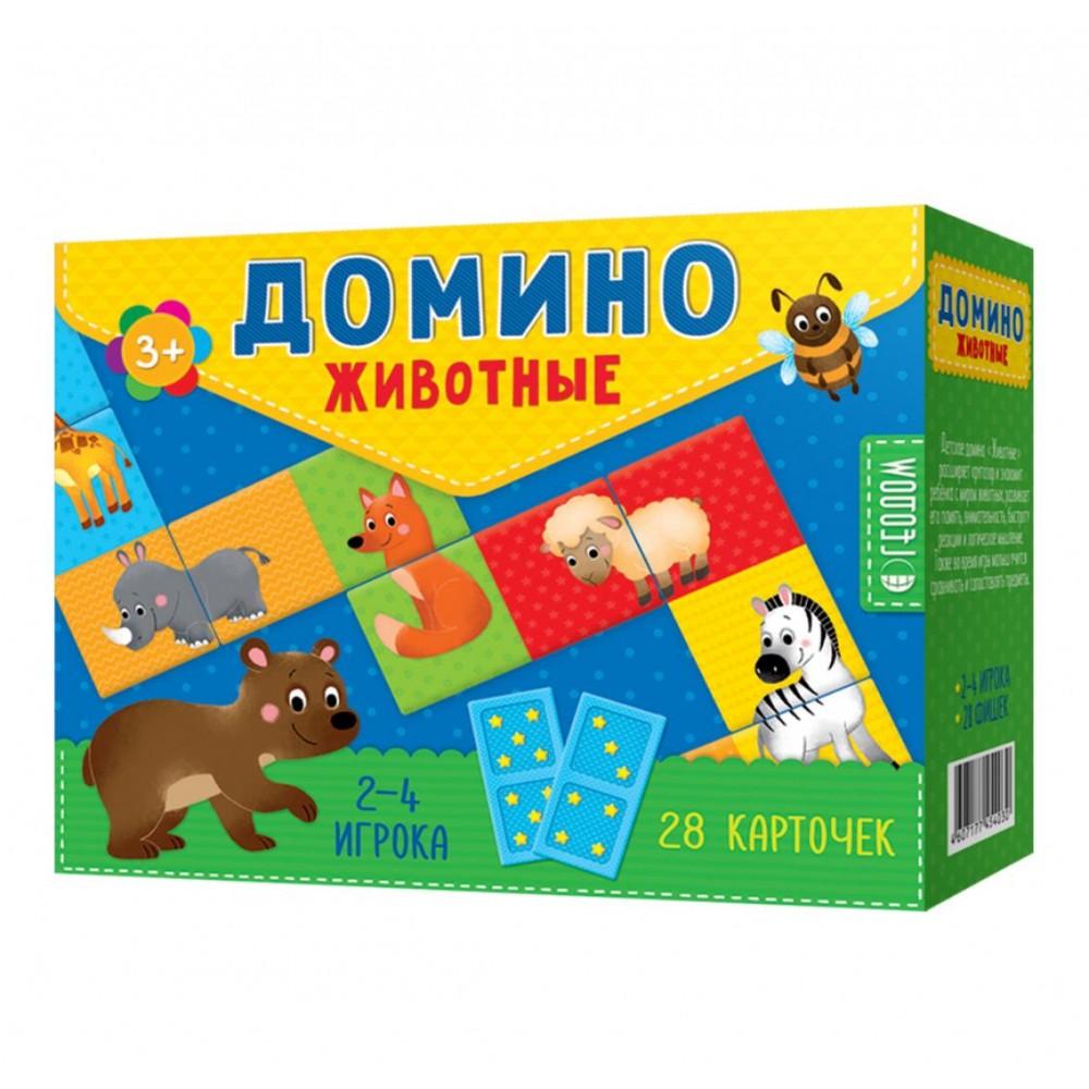 Домино ГЕОДОМ Животные 4030