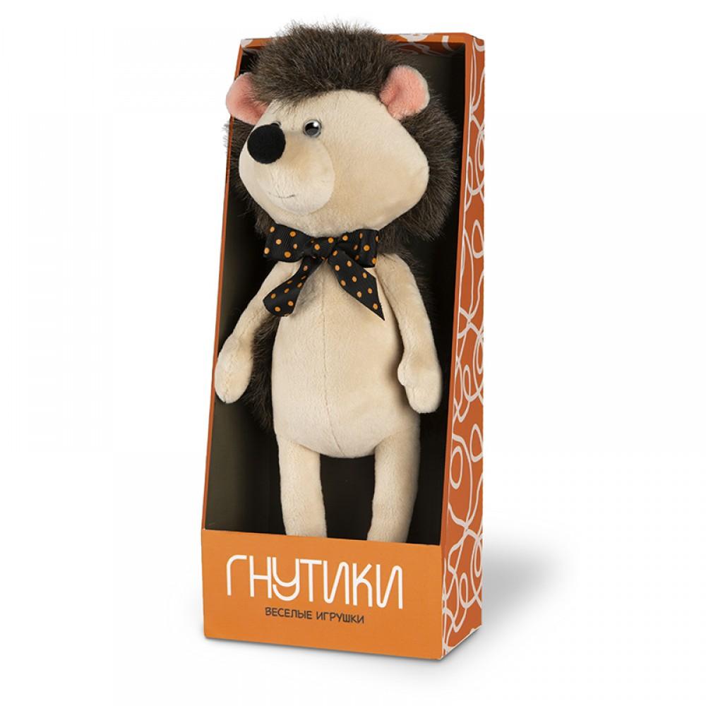 Мягкая игрушка ГНУТИКИ Еж Колючкин MT-TS072019-7-22