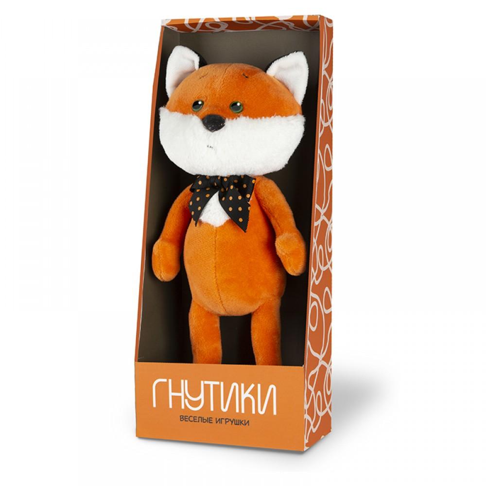 Мягкая игрушка ГНУТИКИ Лис Рыжик MT-TS072019-6-22