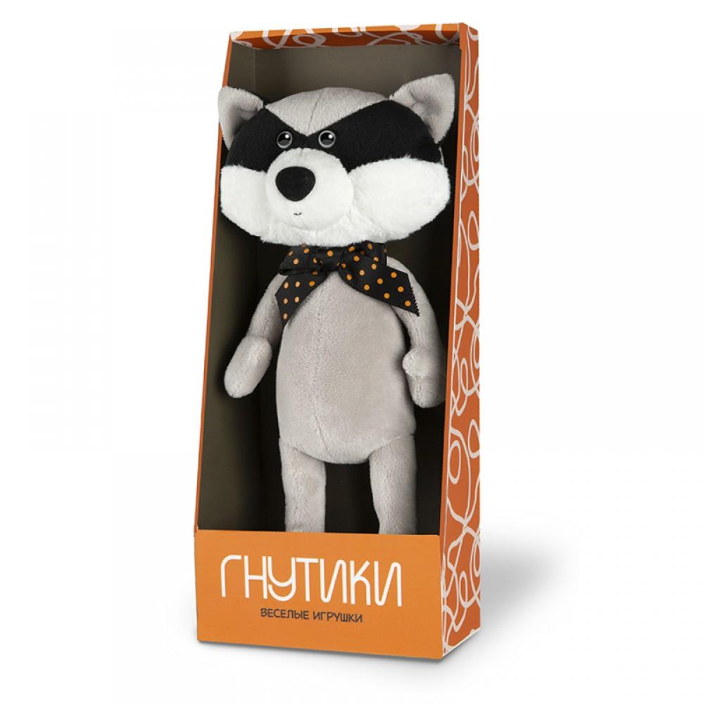 Мягкая игрушка ГНУТИКИ Енот Федот MT-TS072019-5-22