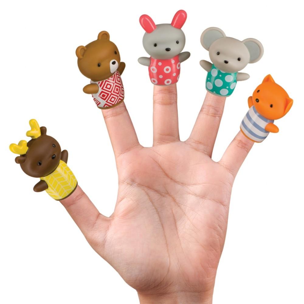 Toy HAPPY BABY LITTLE FRIENDS