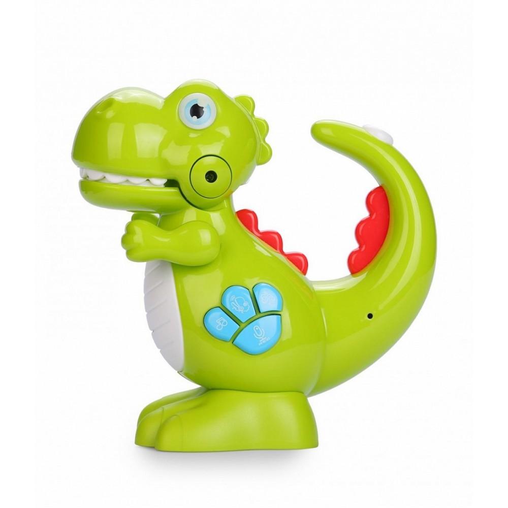 HAPPY BABY toy dinosaur REXY