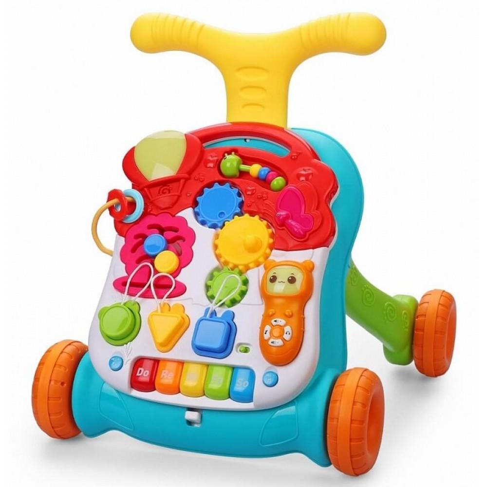 Каталка HAPPY BABY c развивающим центром SPRINTER