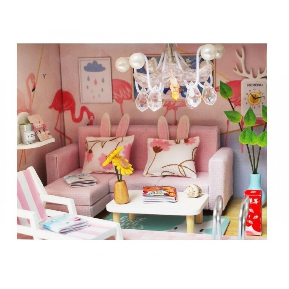 Румбокс HOBBY DAY Розовый фламинго