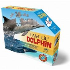 Пазл I AM Дельфин 100 элементов