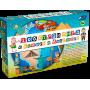 Board game INTERHIT 100 countries