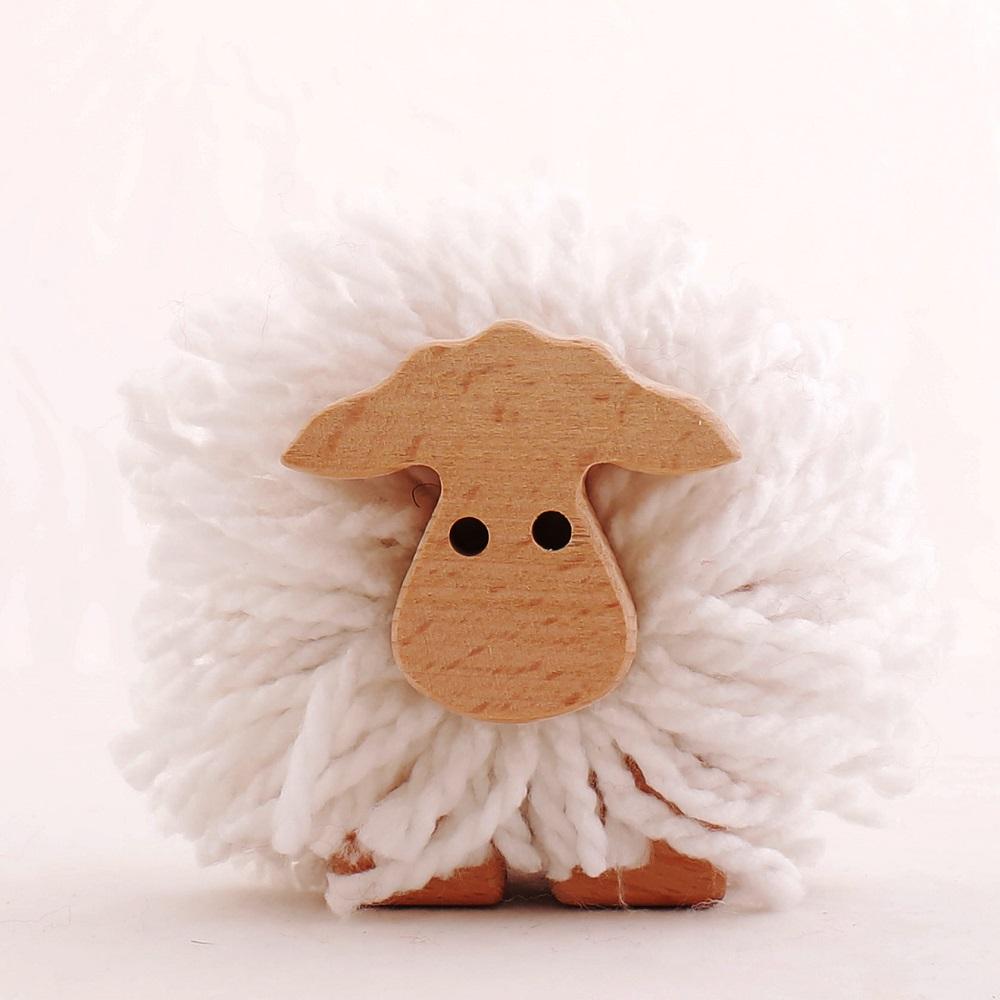 "Game set ""Create a sheep"" Art. 01KP0013"