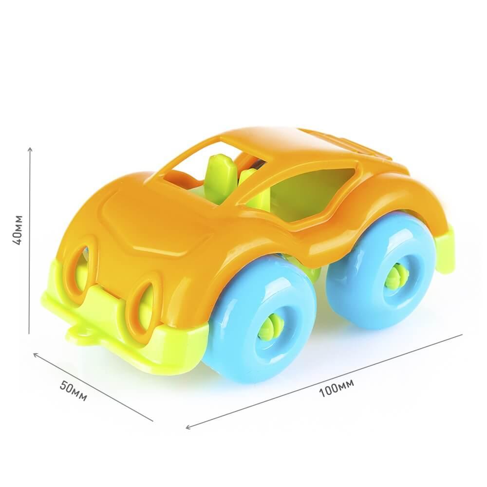 Игровой набор KNOPA Мини-трек с машинками
