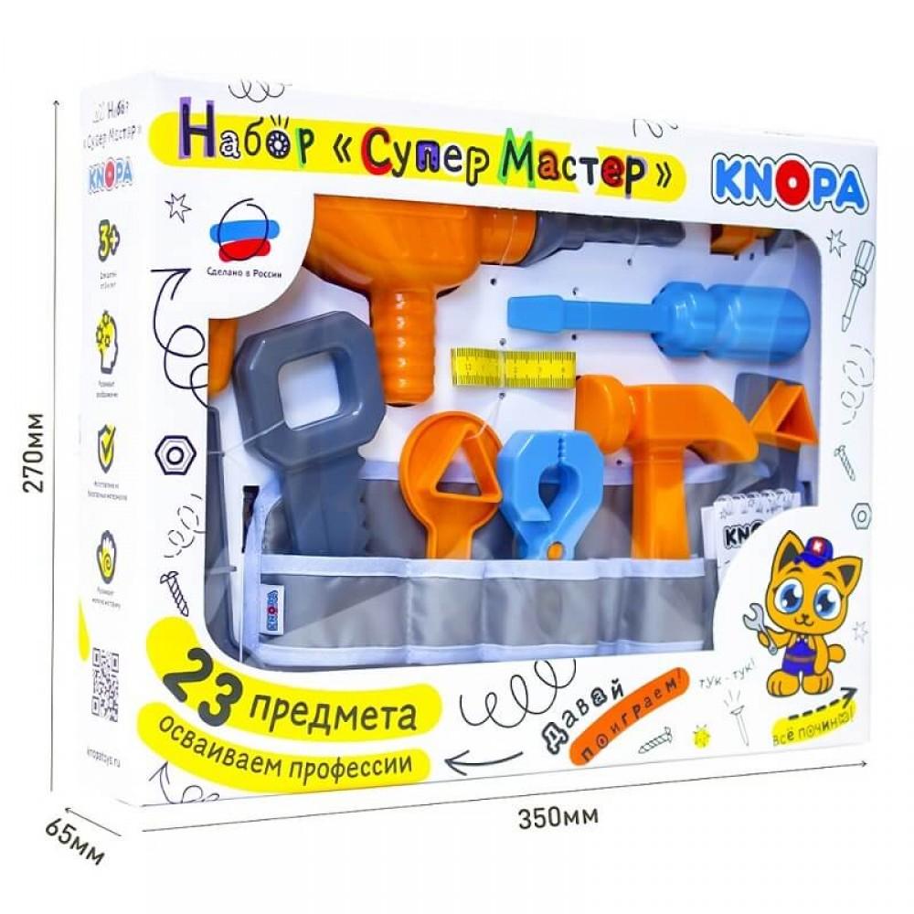 Игровой набор KNOPA СуперМастер