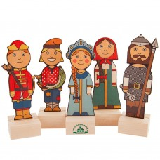 Набор Герои русских сказок