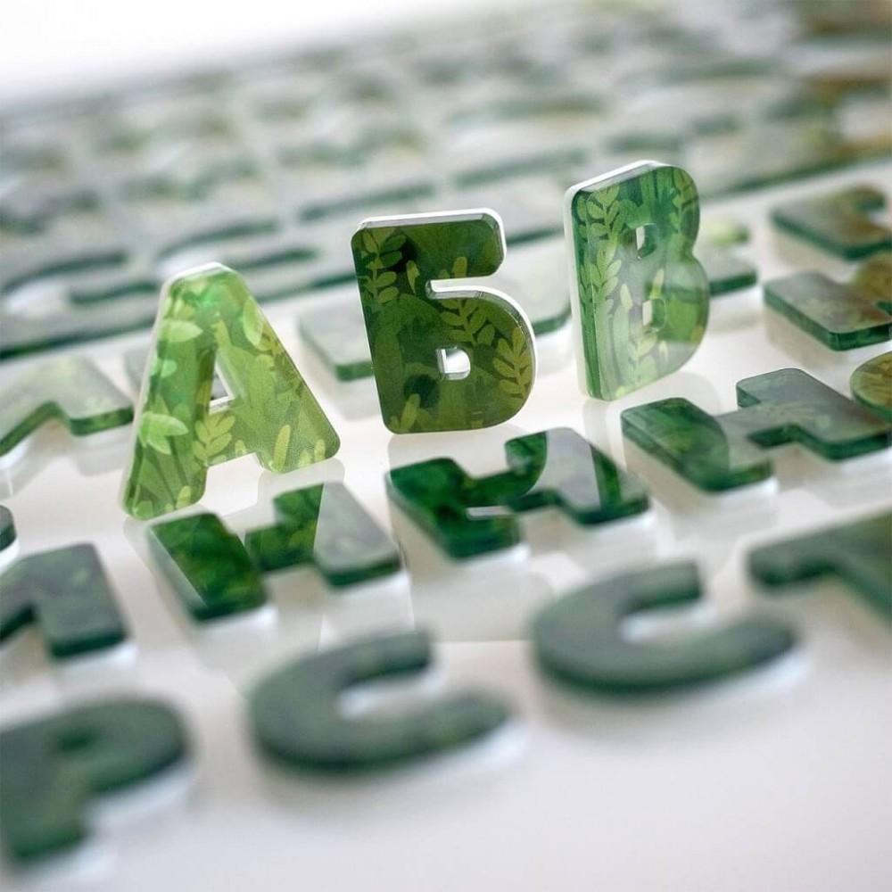 Набор КУВЫРКОМ магнитный Моя азбука