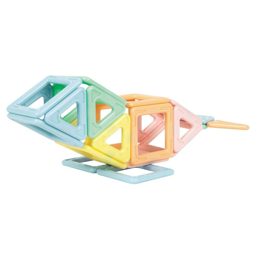 MAGFORMERS - My First Pastel Set 30 Art.702013