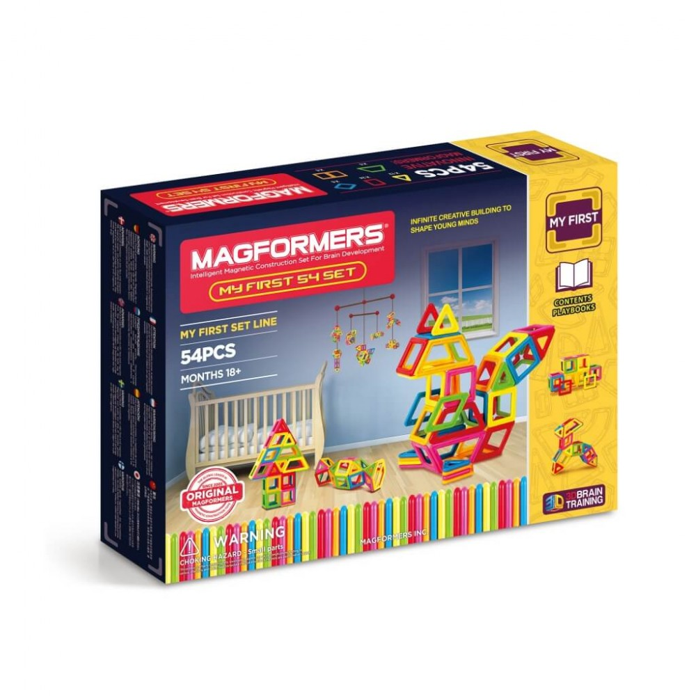 MAGFORMERS - My First Magformers 54 Art.702002