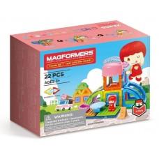 Конструктор MAGFORMERS Town Set - Ice Cream