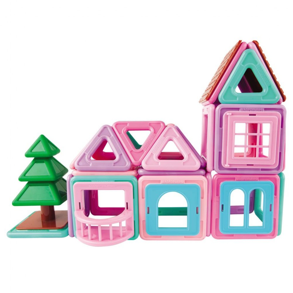 MAGFORMERS - Mini House Set 42 Art.705005